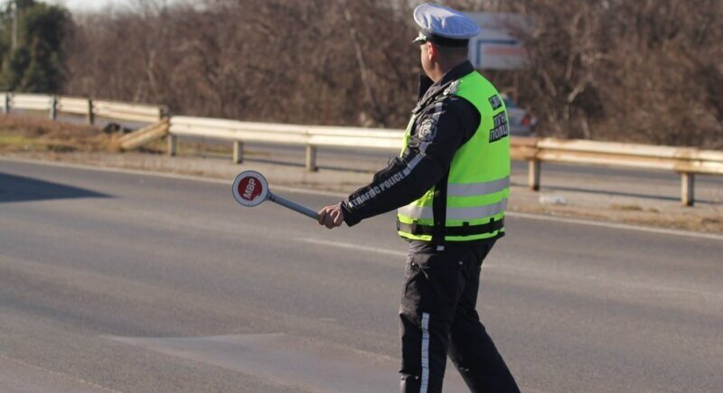 The employees of the Traffic Police in Sofia are going on mass actions against violators behind the wheel image