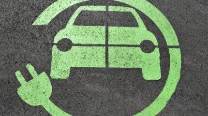 Growth in sales of cars powered by alternative fuels image