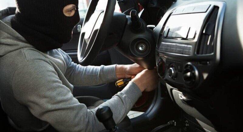 40% по-малко кражби на автомобили през 2017г. image