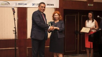 I&G Brokers received the most prestigious award -