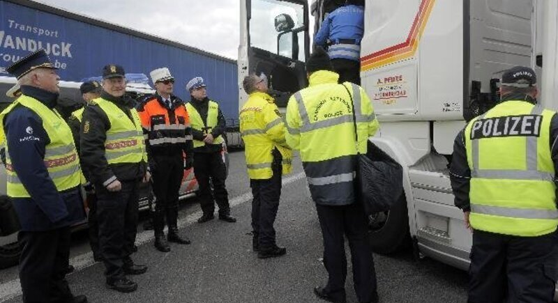 The results of the action of TISPOL, concerning trucks and buses image