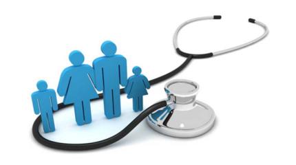 Corporate health insurance image