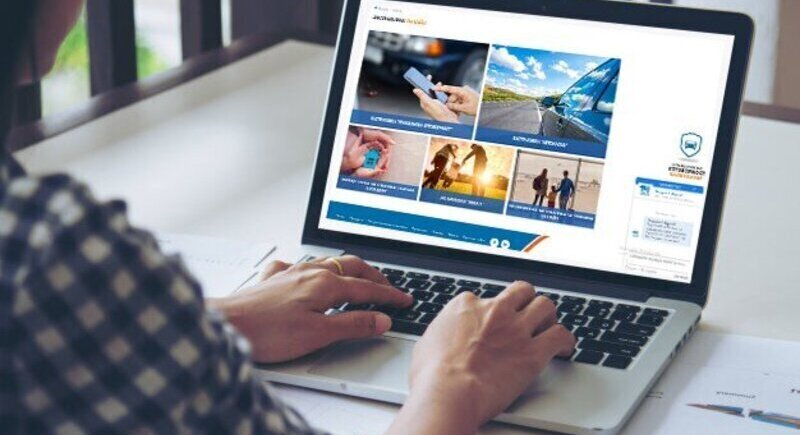 Why choose online insurance image
