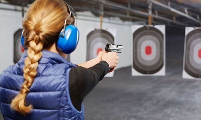 What is civil liability for people using firearms image