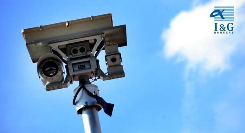 Cameras will monitor whether our car has liability insurance image