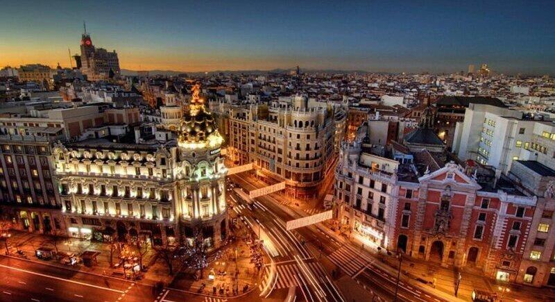 В Мадрид ограничават движението на автомобили, заради замърсяване на въздуха image