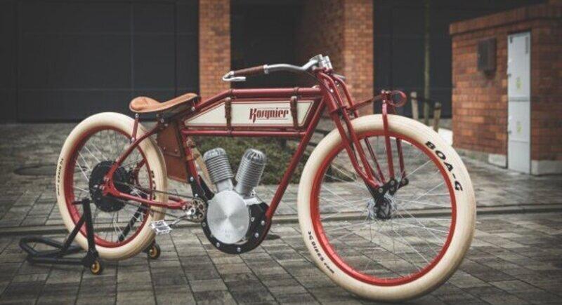 Eлектровелосипеди, подобни на мотири Харли Дейвидсън, вече са факт image