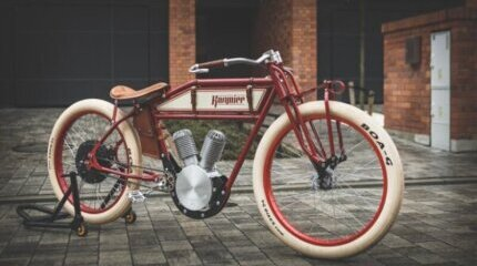 Electric bicycles, similar to Harley Davidson motorcycles, are already a fact image