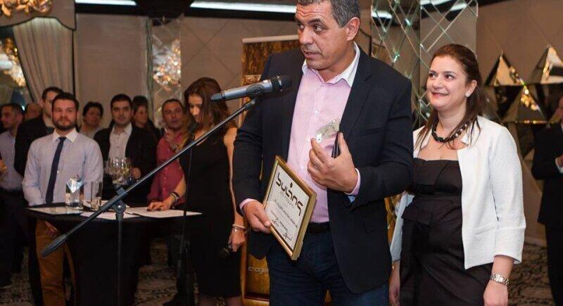 """I&G Insurance Brokers взе първа награда на церемонията по случай 20 годишнината на ЗД """"Бул Инс"""