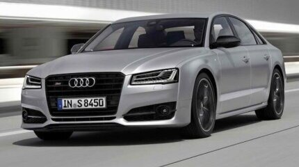 A8 plus, the modification relies on 605 hp image