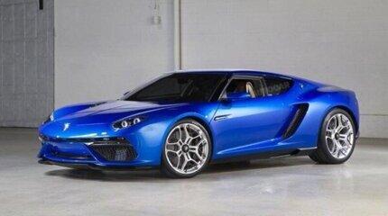 The Lamborghini hybrid supercar in question image