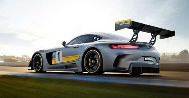 Наточеният AMG GT стъпи на асфалта image