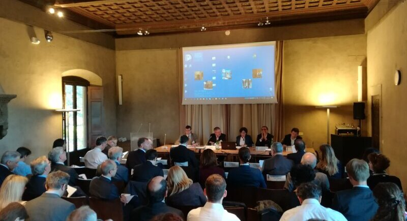 The annual spring seminar of I&G Brokers took place image