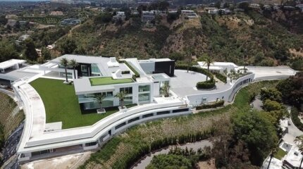 Record for the most expensive home in the United States image