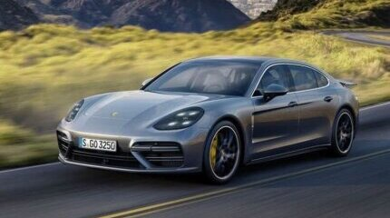 Porsche's new most expensive sedan model image