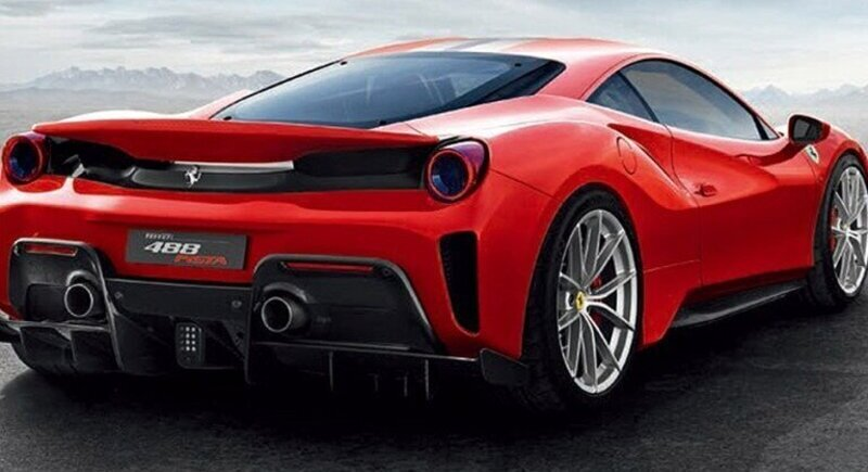 Ferrari will present a new convertible model next week image