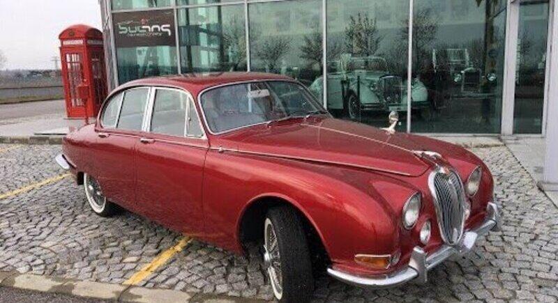 A man got his stolen Jaguar 46 years later image