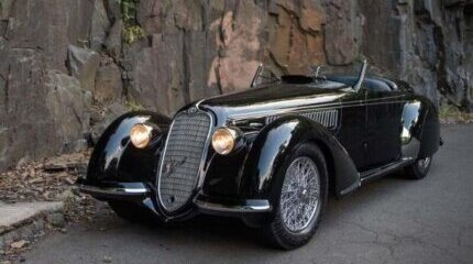 New record for a car sold at auction image