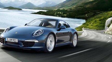 The secret warehouse of Porsche image
