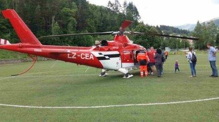 Хеликоптер на