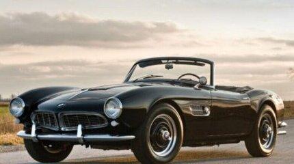 Тъжната история на един BMW 507 Roadster - колата на Елвис Пресли image