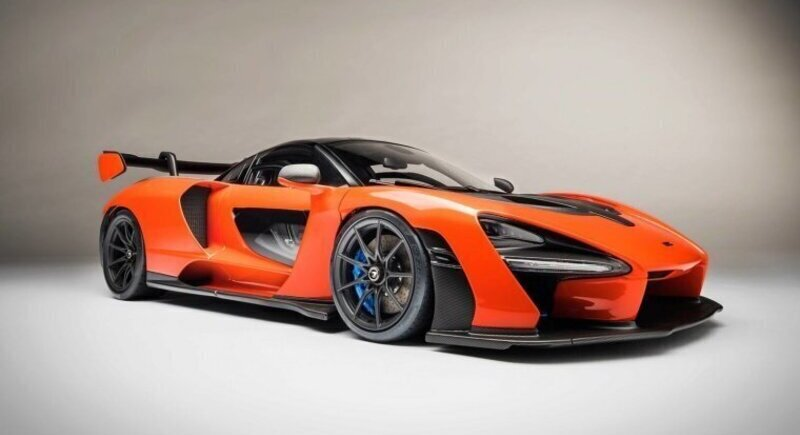 The fastest cars in the last 20 years image