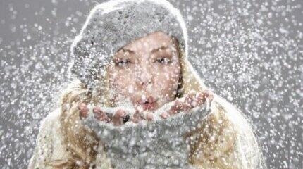 Юнски сняг изненада Естония image