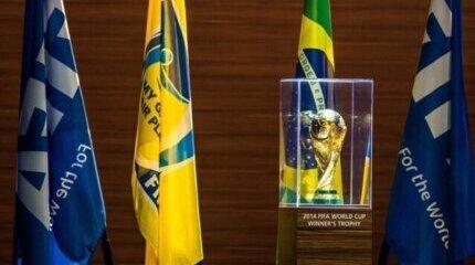 Светът вече е футбол image