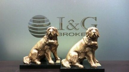 I&G Brokers was awarded two special prizes by Bulstrad image