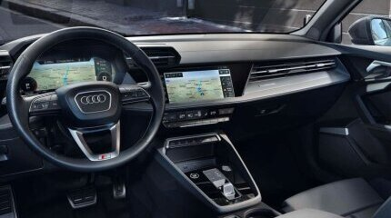 The Audi A3 was named World Car of the Year image