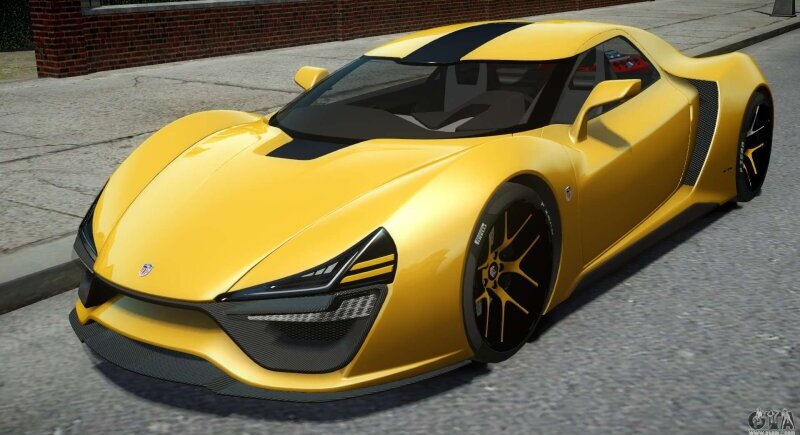 A new super car with over 2000 hp is set image