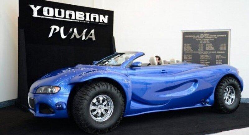 Най-лудата кола в Лос Анджелис image