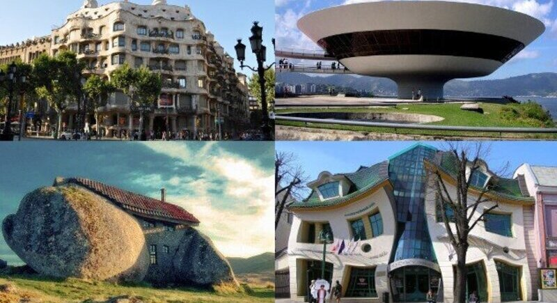One of the strangest buildings in the world image