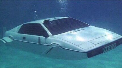They sold a unique James Bond car for € 730 thousand image