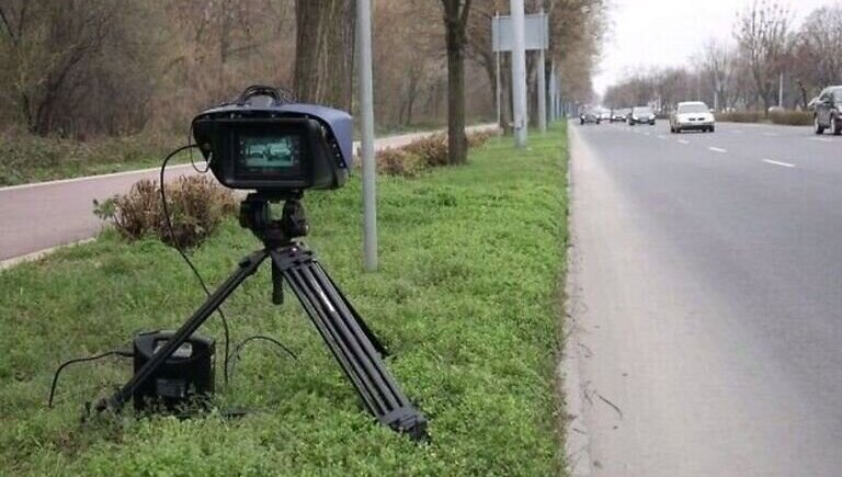 This is where the traffic police cameras will be waiting for us this week image