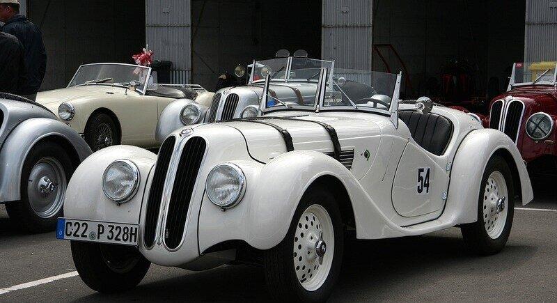 BMW 328: колата, която изпревари своето време image