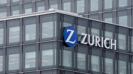 Ackermann's resignation lowered the share price of Zurich Insurance image