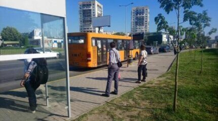 Обезопасяват спирки на основни столични булеварди image