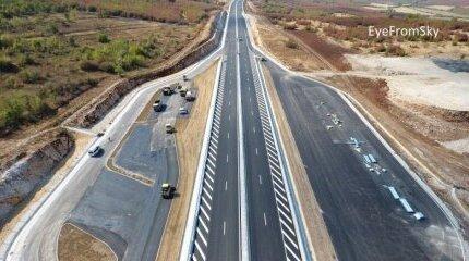 Ограничават скоростта по АМ Тракия до Пазарджик image