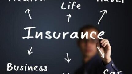 Insurance with 4% growth in the first half of the year image