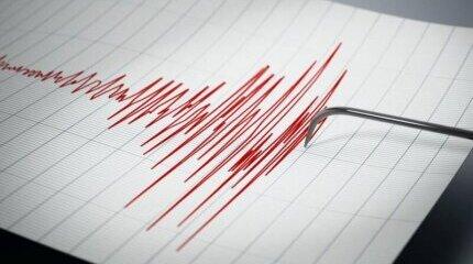 An earthquake with a magnitude of 3.5 near Varna image