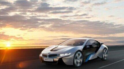 BMW подготвя и водороден автомобил image