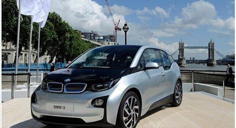 BMW представи първия си електрически автомобил image