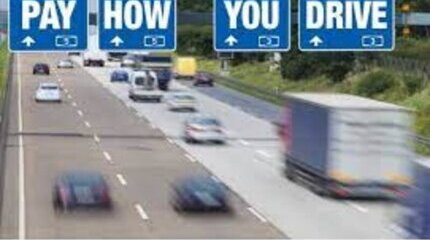 New technology lowers car insurance prices image