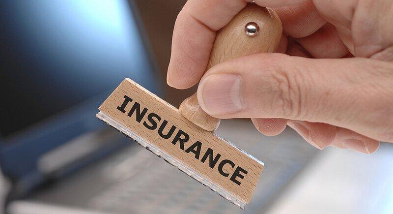 Край на застраховката
