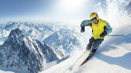 Are you a fan of winter sports? Do not forget! Mountain insurance saves lives! image