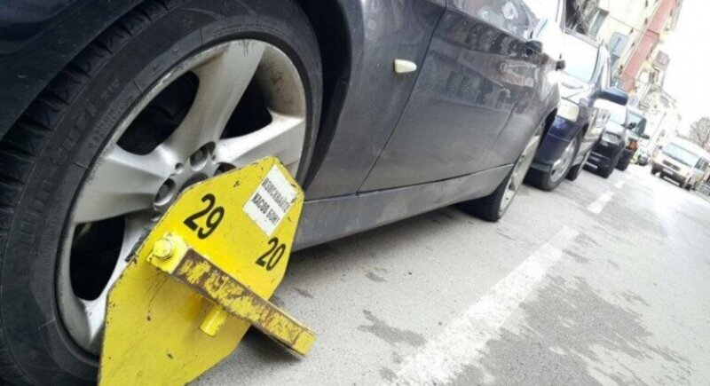5000 citizens of Sofia have been fined since the beginning of 2017 for improper parking image