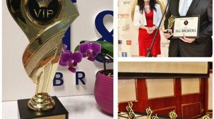 I&G Brokers received an award at the prestigious Balkan Business Awards image